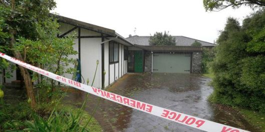 Waikanae victims house