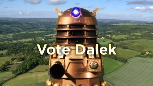 Vote Dalek