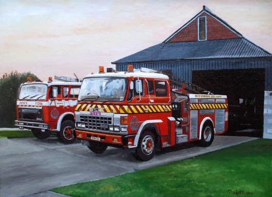 Waikanae Fire Station