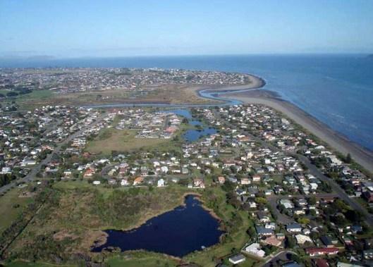 Waikanae estuary 27 August  07