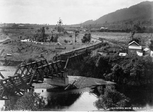 Waikanae WMR bridge