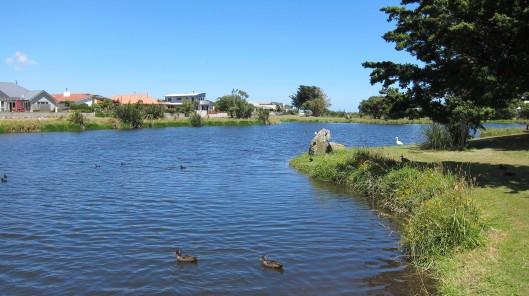 Waikanaae lagoon
