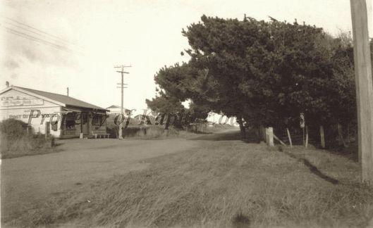 Waikanae Beach PO 1939