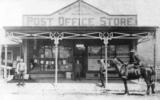 Waikanae post-office-store