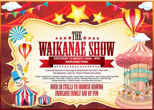 Waikanae Show