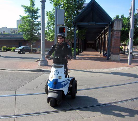 Portland patrol