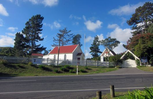 Waikanae Reikorangi Church