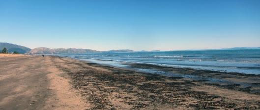 Pram beach