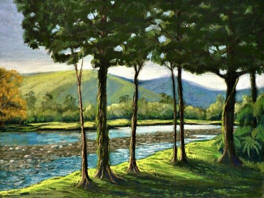waikanae-river_art