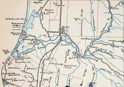 waikanae-map-1900s