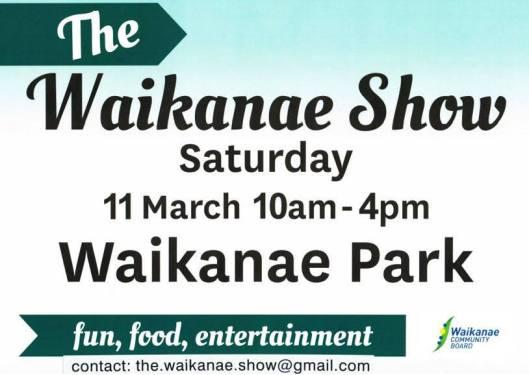 waikanae-show