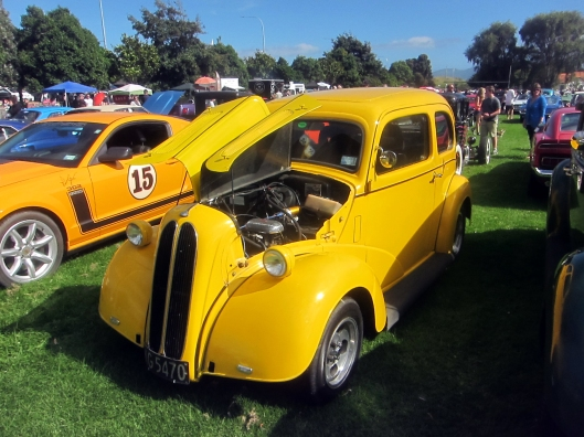 Ford Prefect hotrod