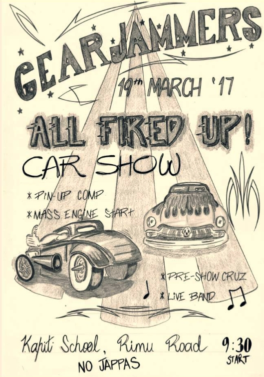 Gear Jammers
