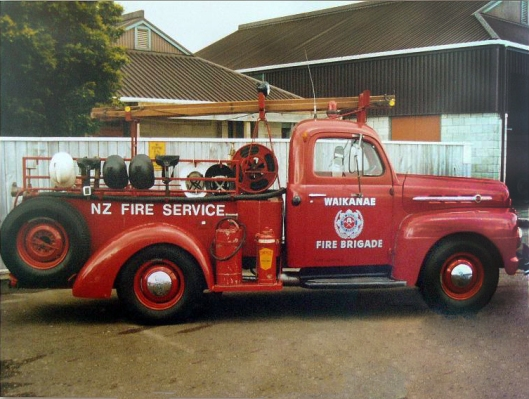 WVFB old truck