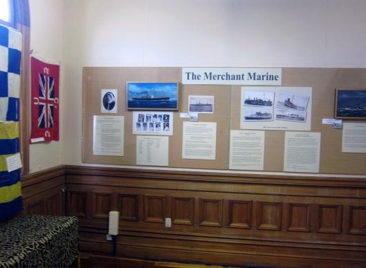 WW1 exhibition
