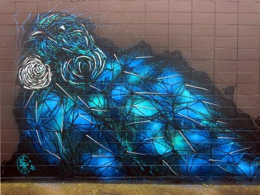Tui mural