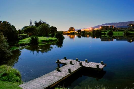 Waikanae lagoon