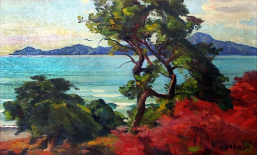 Kapiti Island Cedric Savage