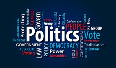Politics-and-language