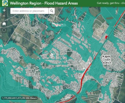 Waikanae Flood
