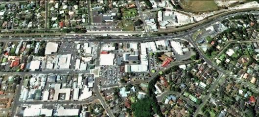Waikanae Town Centre