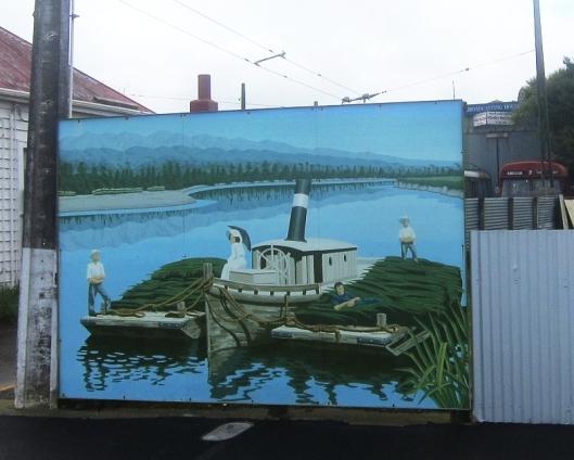 Foxton Mural