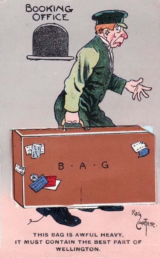 Wellington Baggage