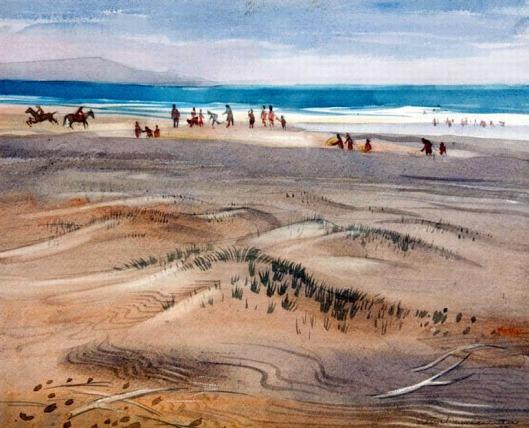Waikanae Beach MacLennan, Stewart Bell,