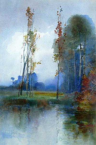 Waikanae Landscape 1901