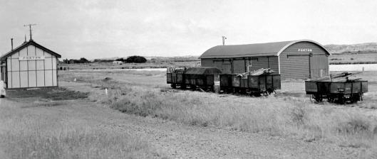 Foxton 1950s