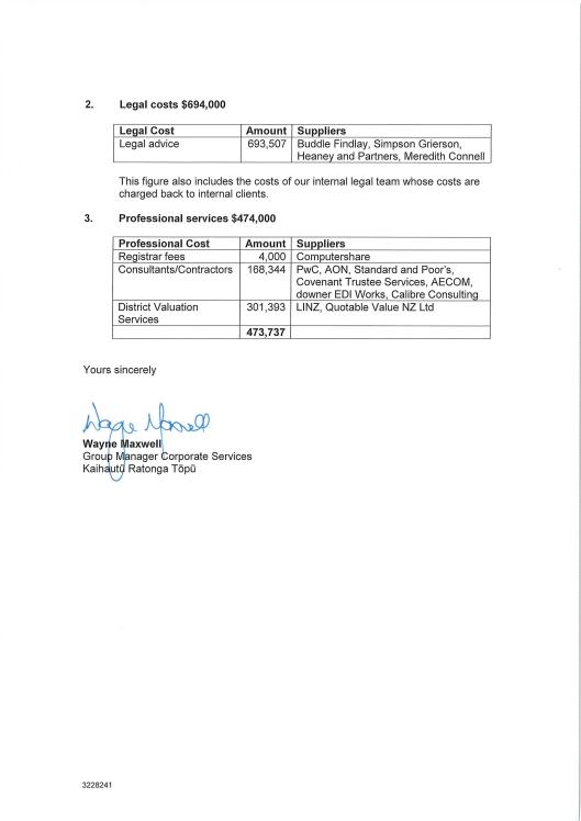 KCDC OIA response-2
