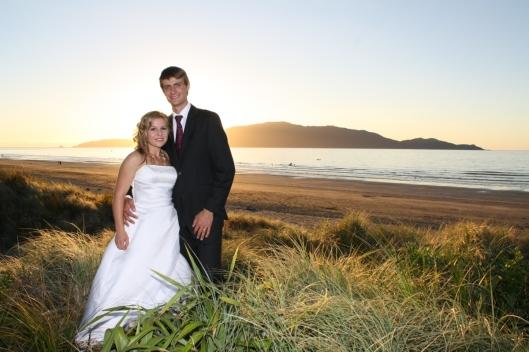 Waikanae wedding