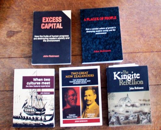 John Robinson books