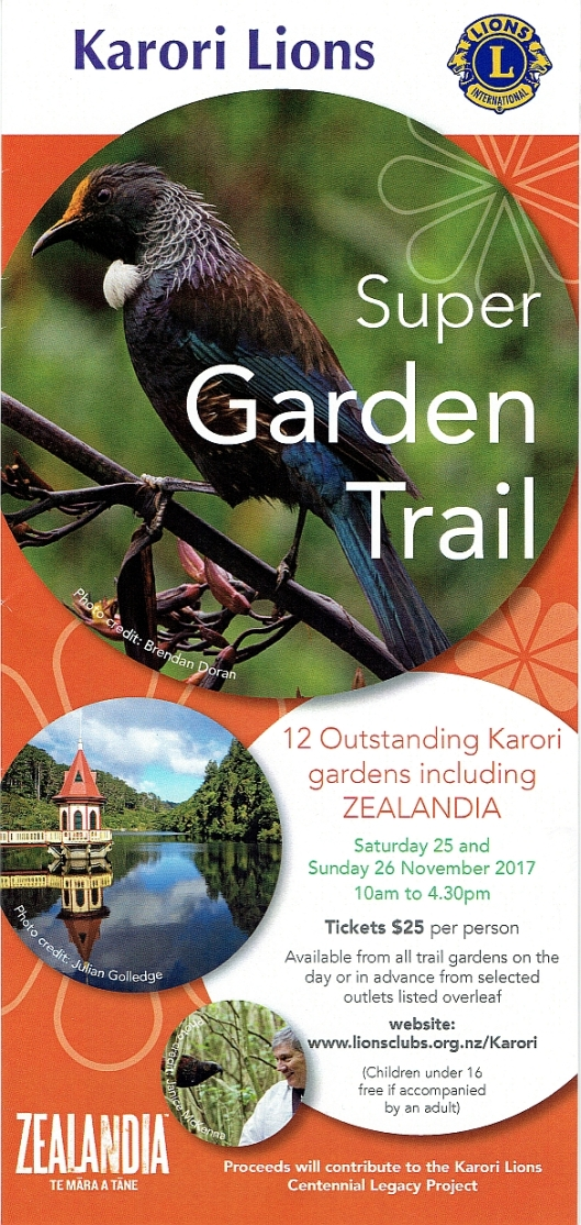 Karori Garden Trail