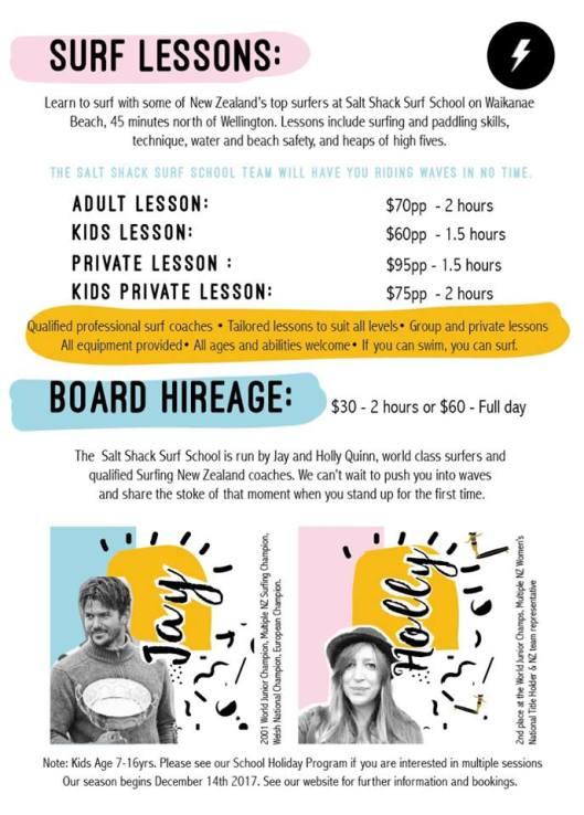 learn to surf season