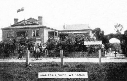 Mahara House