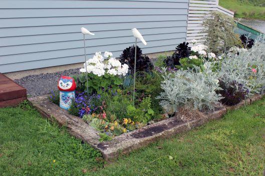 Pekapeka petit jardin