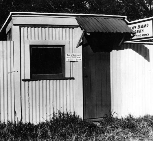 BNZ Waikanae 1952