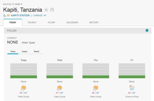 Tanzania Kapiti