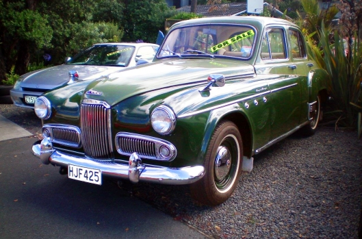 1955 Humber ss