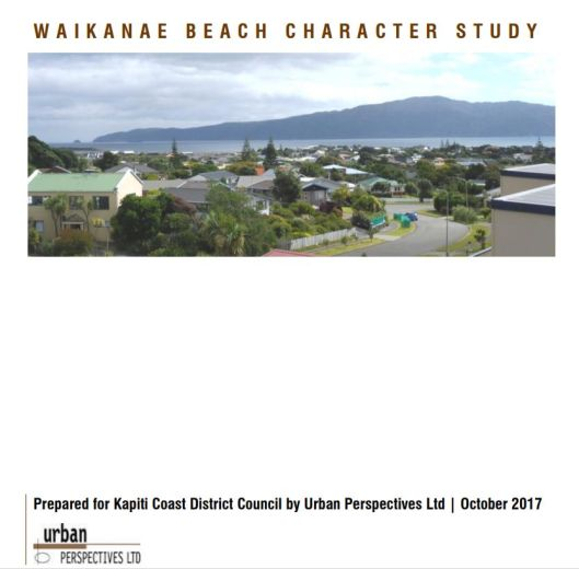Waikanae Beach Character Assessment