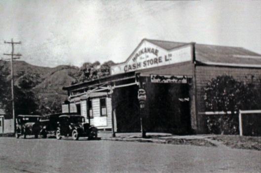 Waikanae Cash Store