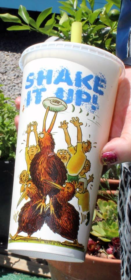milkshake it up