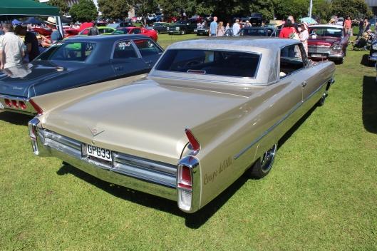 1963 Cadillac Coup de Ville rear