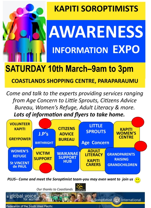 Awareness Expo 2018