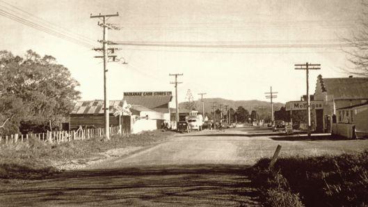 Elizabeth Street westview 1961