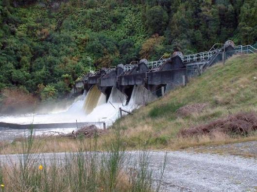 Arnold hydropower