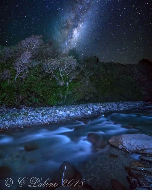 Waikanae Milky Way