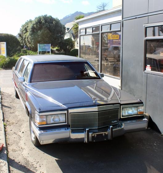 Cadillac Sretch