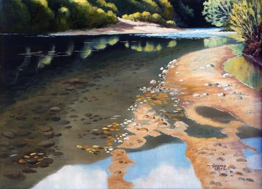 Waikanae River Howard C Smith